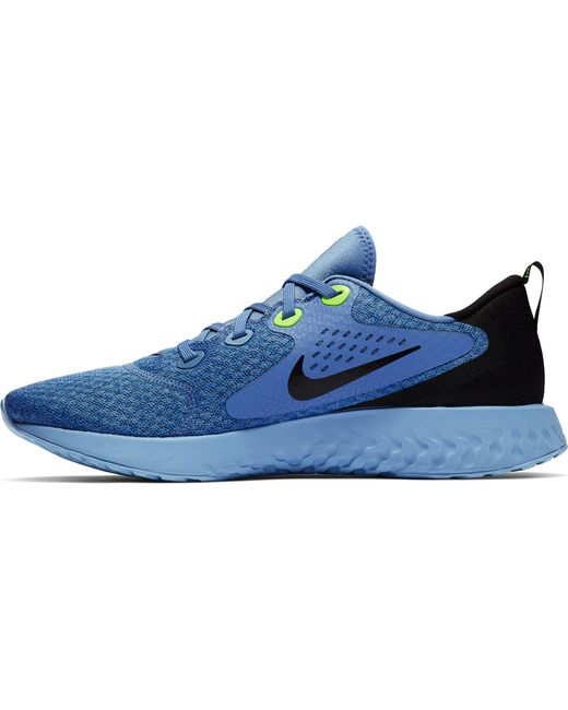 f096c57839ff0 ... Nike - Blue Legend React Running Shoes for Men - Lyst ...