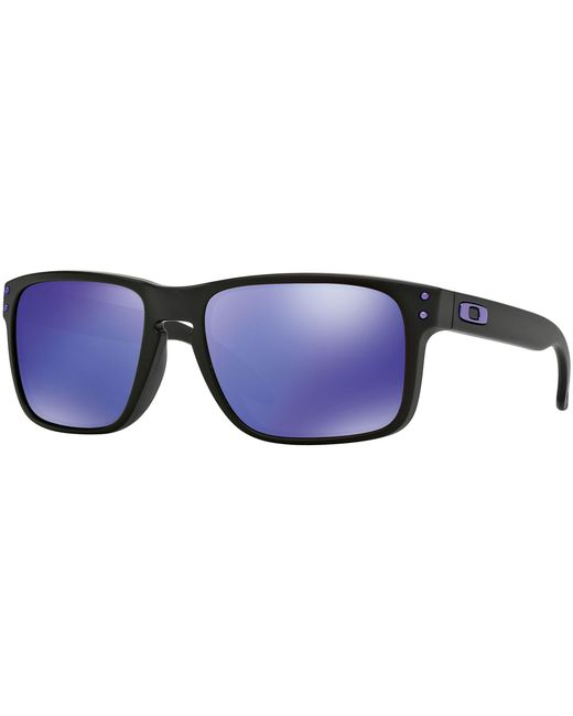 d9317b400fa ... Oakley - Purple Holbrook Julian Wilson Signature Series Sunglasses for  Men - Lyst