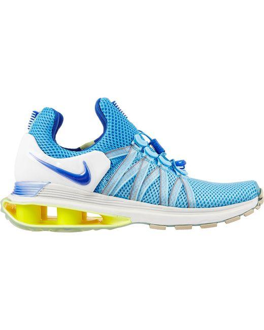 Nike - Blue Shox Gravity Shoes for Men - Lyst