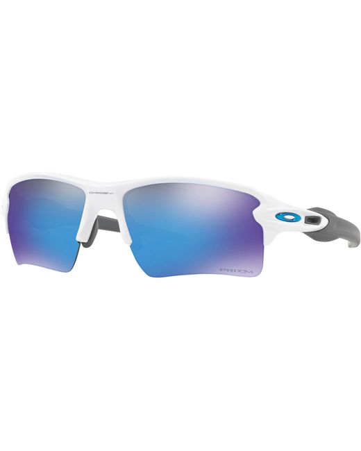 5618babebe05a Oakley - Blue Flak 2.0 Xl Prizm Sunglasses for Men - Lyst ...