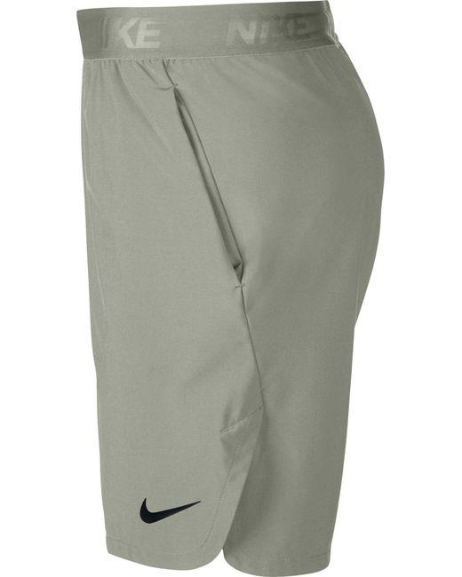 b67bfa72ec98b ... Nike - Green Flex Vent Max 2.0 Training Shorts for Men - Lyst ...