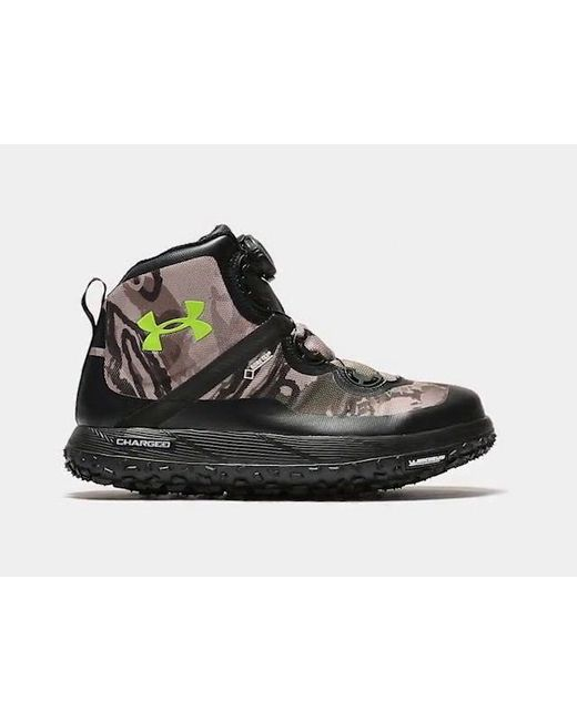 under armour fat tire boots. under armour | multicolor fat tire gore-tex hiking boots for men lyst 2