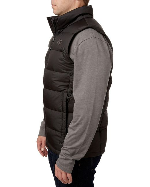 f9d13c62ee6f ... The North Face - Black Alpz Down Vest for Men - Lyst ...