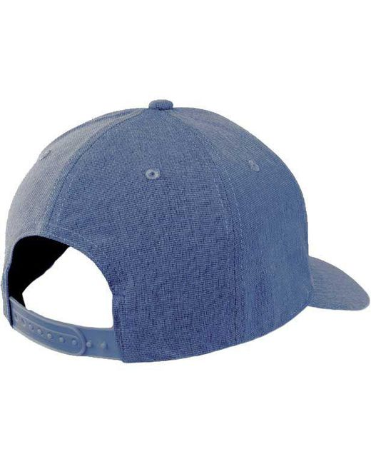 ... Travis Mathew - Blue Top Shelf Golf Hat for Men - Lyst ... f7ad23610c24