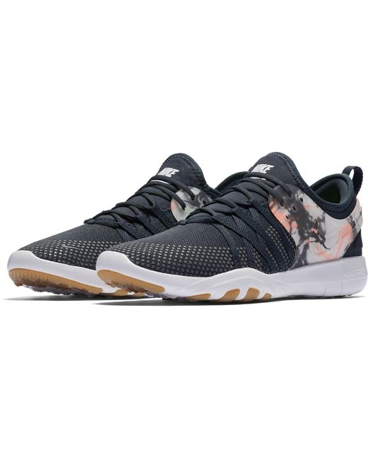 ... Nike - Multicolor Free Tr 7 Prt Training Shoes for Men - Lyst ...