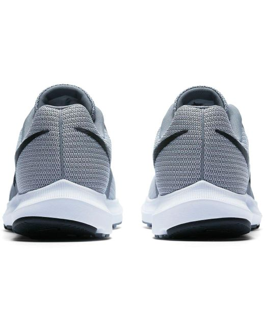 0e66a119333af ... Nike - Gray Run Swift Running Shoes for Men - Lyst ...