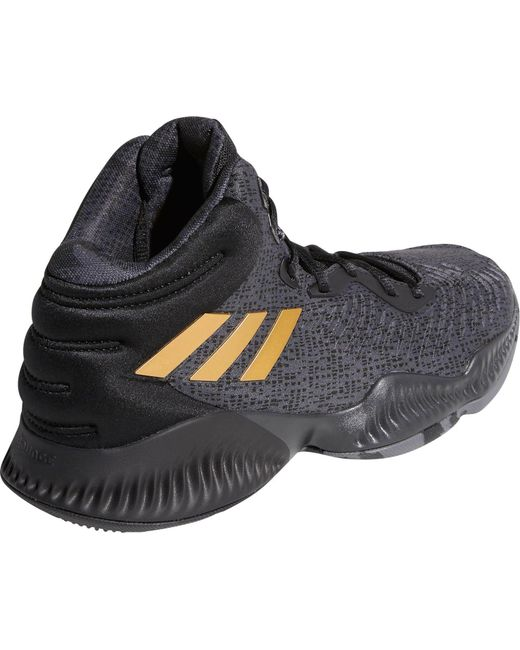 475aff2e0a8b ... Adidas - Black Mad Bounce 2018 Basketball Shoes for Men - Lyst ...