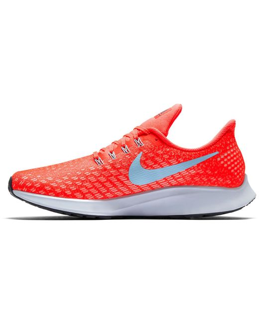 138cef5f803a ... Nike - Red Air Zoom Pegasus 35 Running Shoes for Men - Lyst ...
