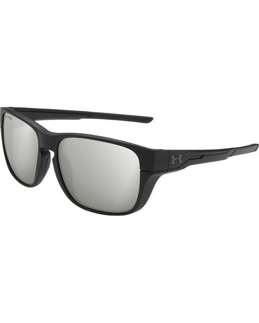915b9dc9705 Under Armour - Black Pulse Polarized Sunglasses for Men - Lyst ...