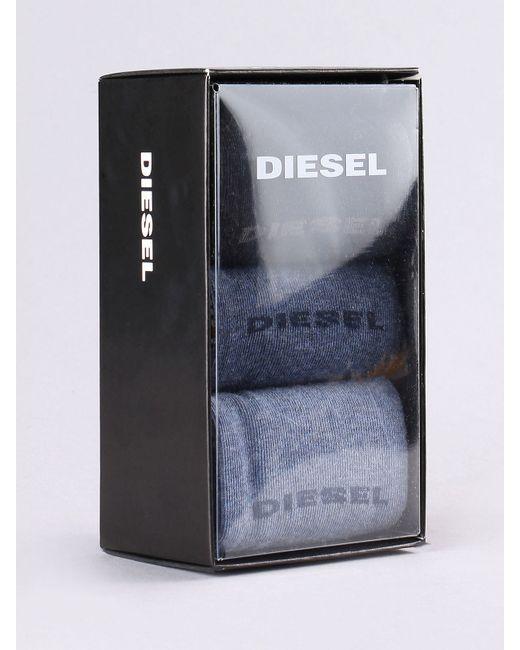 DIESEL | Gray Skm-ray-threepack for Men | Lyst