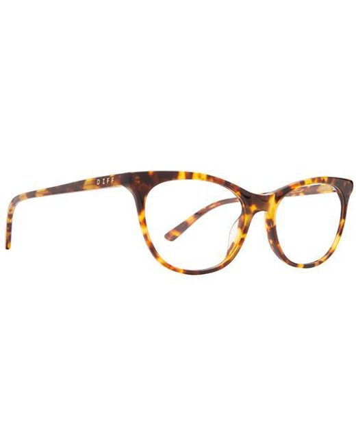 aab4c8924e ... DIFF - Multicolor Jade - Amber Tortoise + Clear - Lyst ...