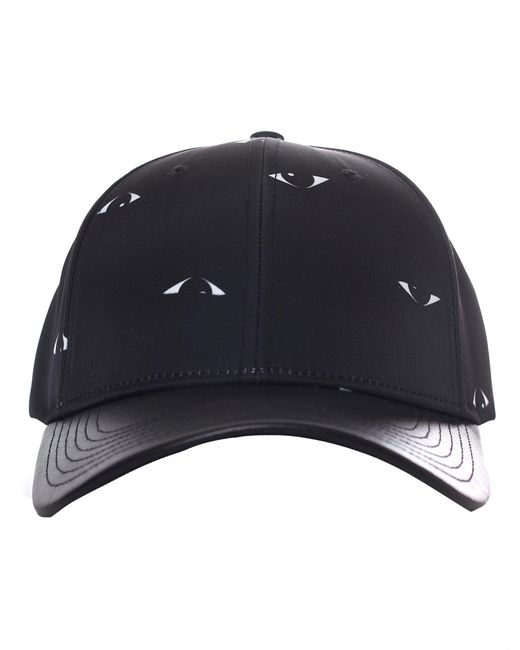 KENZO Men's Multi Eye Cap Black for men