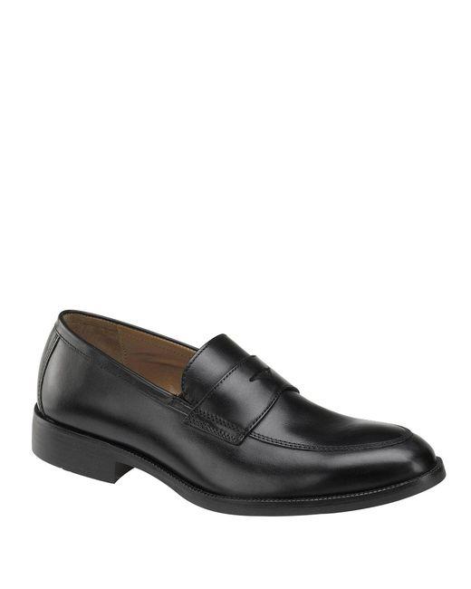 Johnston & Murphy - Black Men's Alcott Penny Loafers for Men - Lyst