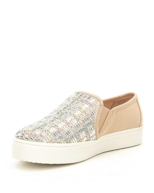 Luxine Rhinestone Sneakers wpNF42
