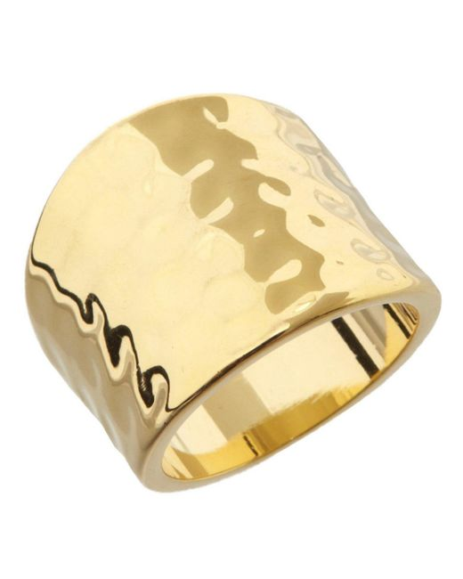 Dillard's - Multicolor Boxed Collection Hammered Ring - Lyst