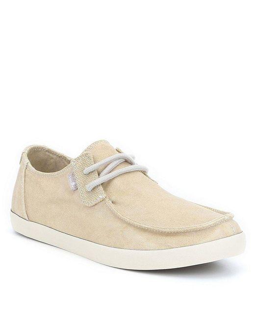 Sanuk   Natural Men ́s Nu-nami Sneakers for Men   Lyst