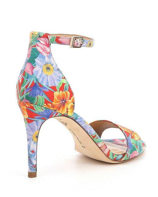 Antonio Melani Pierrson Floral Dress Sandals Made with Liberty Fabrics SVH4eq7