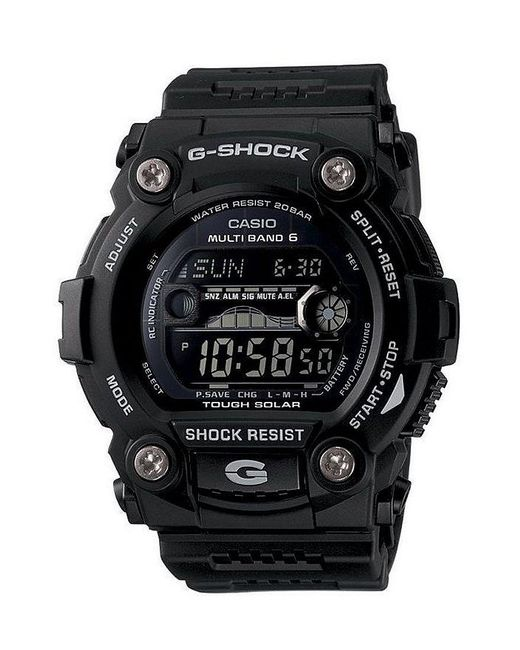G-Shock - Black G-rescue Solar Atomic Digital Watch for Men - Lyst