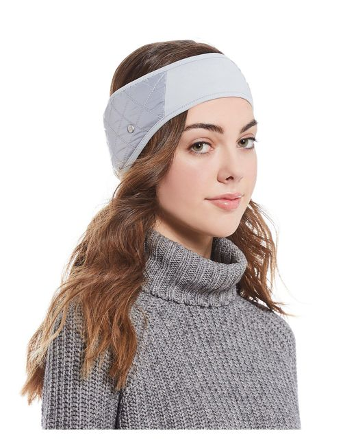 Ugg - Metallic Ladies' All Weather Headband - Lyst