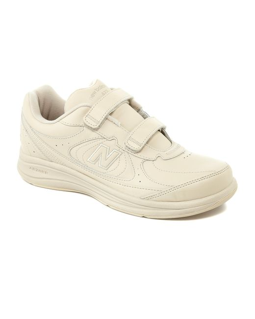 new balance 577 health walking shoes in white lyst