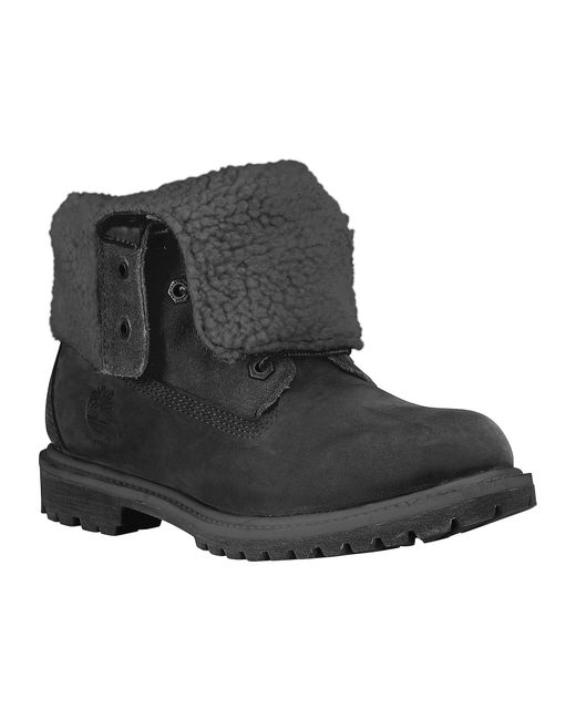 Unique Timberland Mount Hope Mid Women39s Combat Boots Black 45 UK NEW  EBay