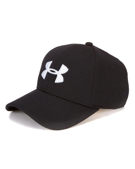 Under Armour | Black Blitzing Ii Stretch Cap for Men | Lyst