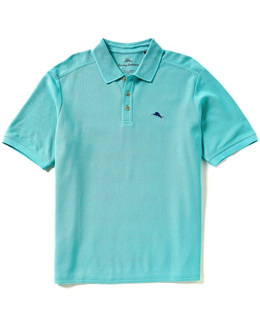Tommy Bahama The Emfielder Polo Shirt In Blue For Men Lyst