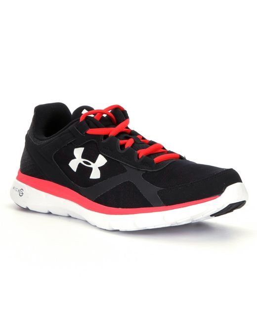 Under Armour | White Men´s Micro G® Velocity Running Shoes for Men | Lyst