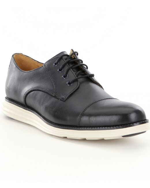 cole haan s classic grand cap toe casual shoes in