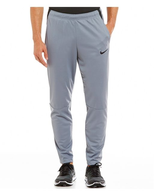Nike Epic Dri-fit Training Pants in Black for Men (Cool ...