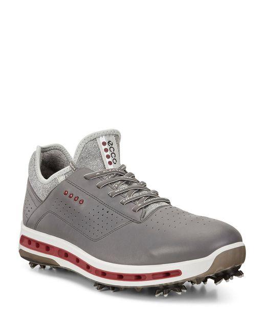 Ecco - Blue Men's Golf Cool 18 Gtx Golf Shoe for Men - Lyst