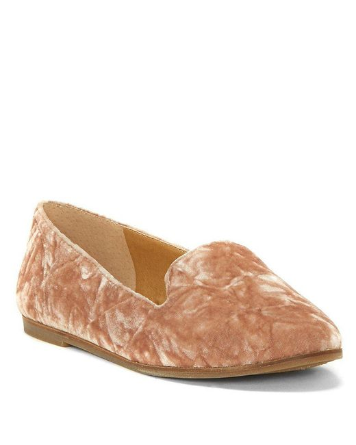 Lucky Brand | Brown Carlyn Flats | Lyst