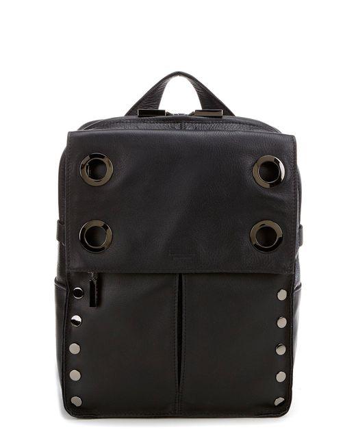 Hammitt - Black Montana Large Grommet Studded Backpack - Lyst