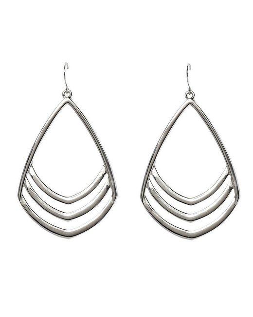Vince Camuto | Metallic Frontal Drop Earrings | Lyst
