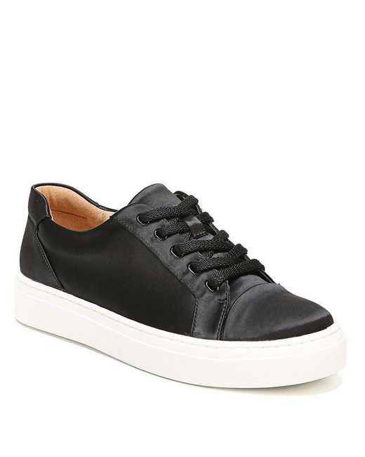 Naturalizer - Black Cairo Lace Up Sneakers for Men - Lyst