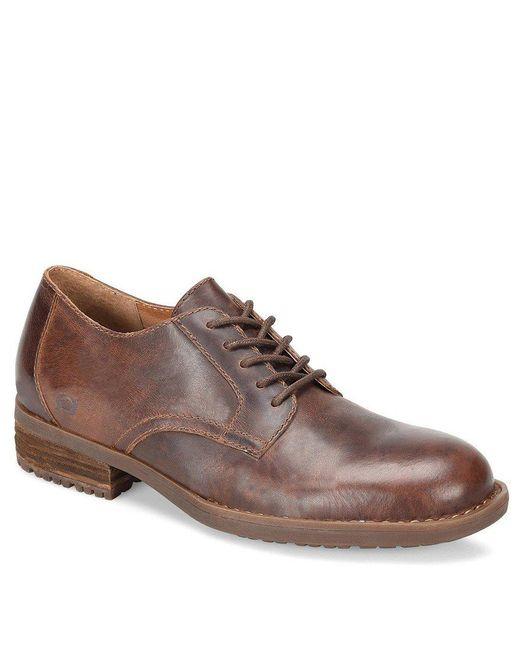 Born | Brown Men's Decker Oxfords for Men | Lyst
