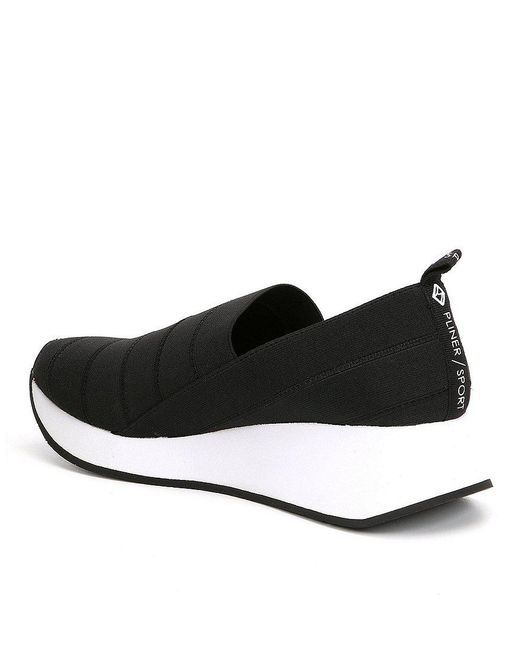 Donald Pliner Piper Slip On Wedge Sneakers s98OspW