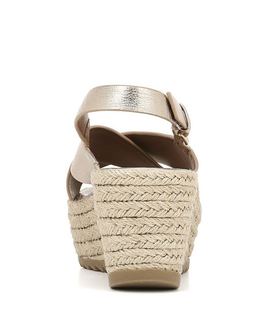 decbb0c2505 ... Naturalizer - Multicolor Oak Slingback Espadrille Sandals - Lyst ...