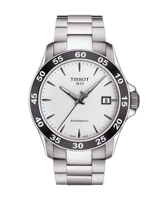 Tissot - Metallic V8 Men's Mechanical Automatic Stainless Steel Watch for Men - Lyst