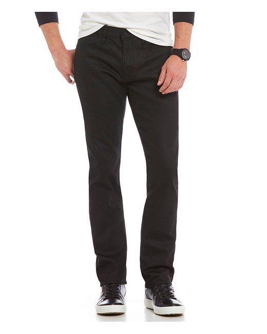 John Varvatos   Black Star Usa Bowery Slim-straight Denim Jeans for Men   Lyst