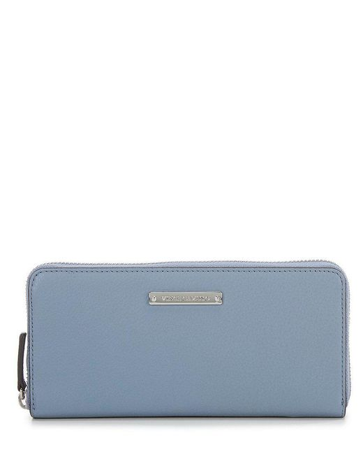 Vince Camuto - Blue Marly Zip-around Wallet - Lyst