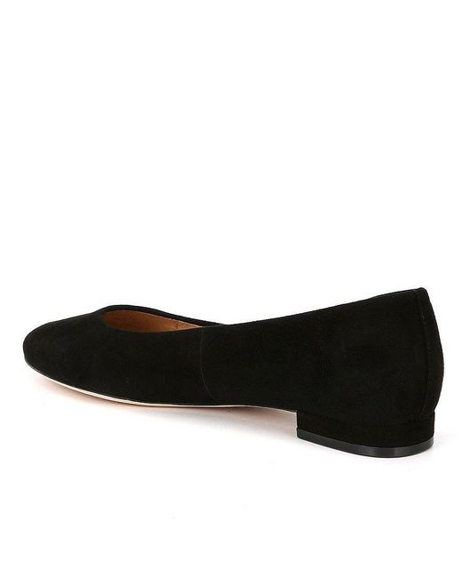 Vintal Suede Casual Flats