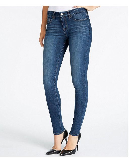 William Rast - Blue The Perfect Skinny Jeans In Skyfall - Lyst