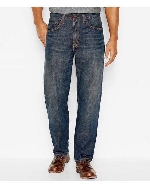 Levi's - Blue Levi ́s® Big & Tall 550 Relaxed-fit Jeans for Men - Lyst