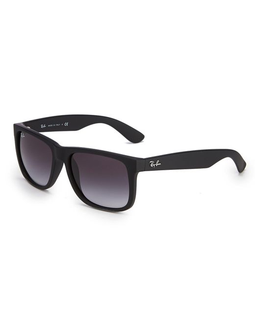 c20630a84ab3a Ray-Ban - Black Square Boyfriend Sunglasses for Men - Lyst ...