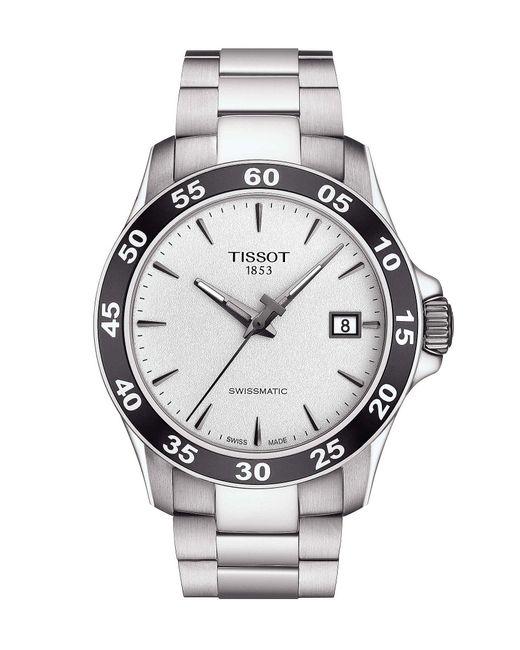 Tissot - Metallic V8 Swissmatic Watch for Men - Lyst
