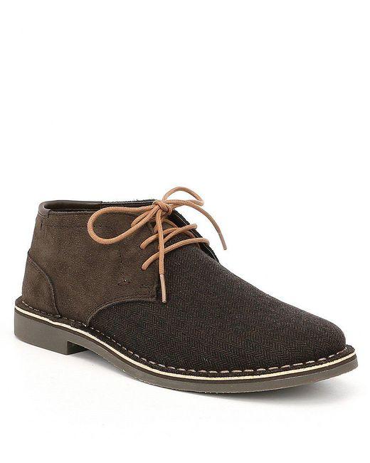 Kenneth Cole Reaction | Brown Men's Desert Sun Chukka Boots for Men | Lyst