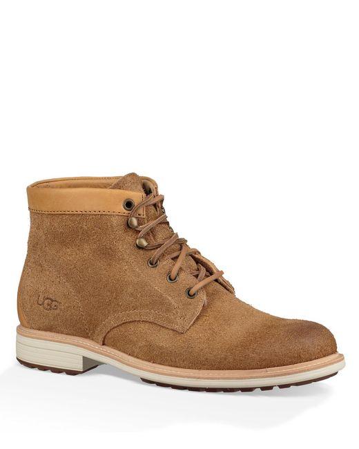 Ugg - Brown Men S Vestmar Boots for Men - Lyst