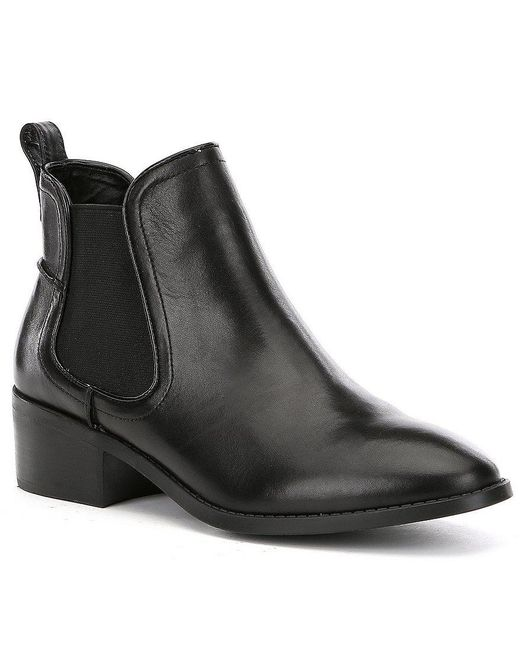 Steve Madden | Black Dicey Booties | Lyst