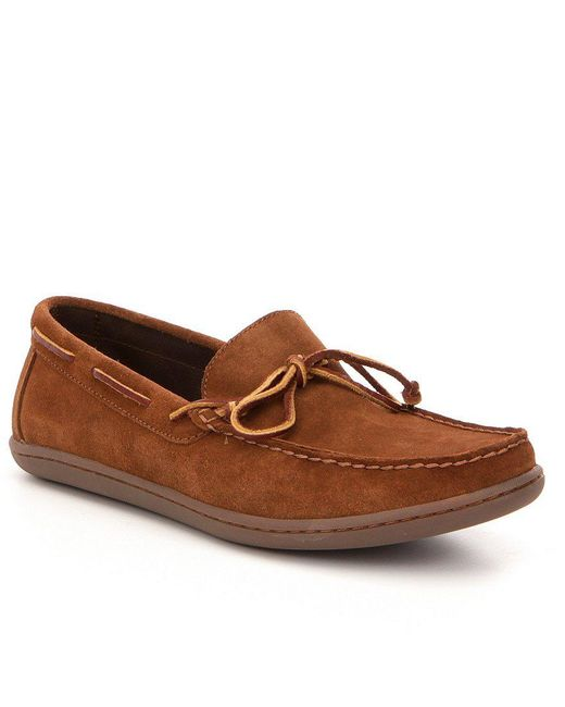 Polo Ralph Lauren | Brown Kalworth Moc-toe Loafers for Men | Lyst